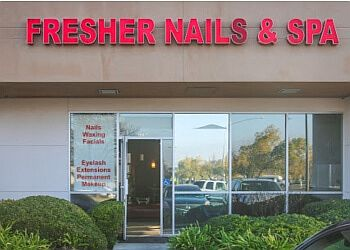 Stockton nail salon Fresher Nails & Spa