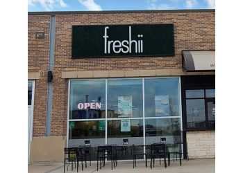Irving vegetarian restaurant Freshii