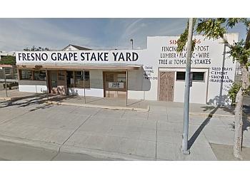 Fresno fencing contractor Fresno Grape Stake Yard
