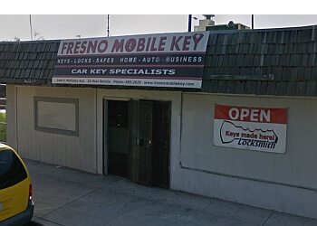 Fresno locksmith Fresno Mobile Key