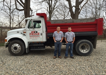 Fort Wayne landscaping company Friar Enterprises