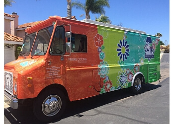 Chula Vista food truck Frida's Cocina Food Truck