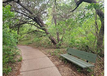 San Antonio hiking trail Friedrich Wilderness Park