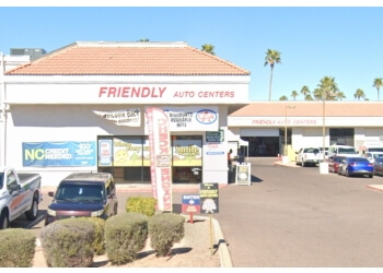 Mesa car repair shop Friendly Auto Centers