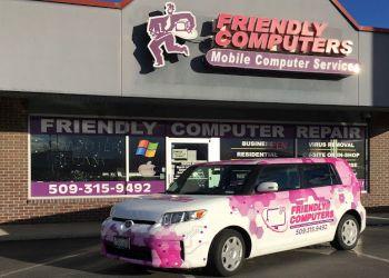 Spokane computer repair Friendly Computers