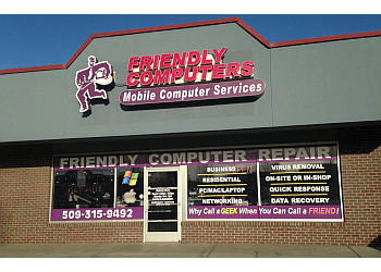 Spokane computer repair Friendly Computers