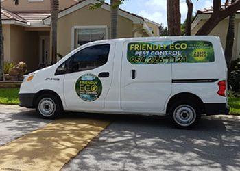 Miramar pest control company Friendly Eco Pest Control