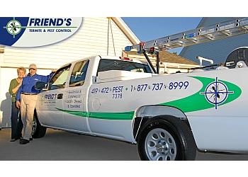 Toledo pest control company Friend's Termite & Pest Control