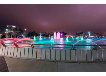 Jacksonville landmark Friendship Fountain