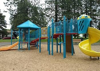 Spokane public park Friendship Park