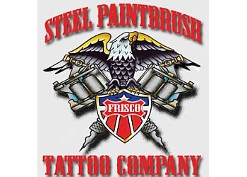 Frisco tattoo shop Frisco Tattoo Company - Steel Paint Brush