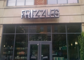 Alexandria hair salon Frizzles