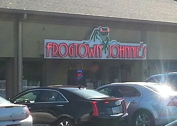 Toledo sports bar Frogtown Johnnies