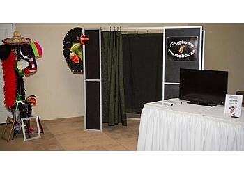 Toledo photo booth company Frogtown Photobooth