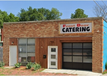 Topeka caterer Front Door Catering