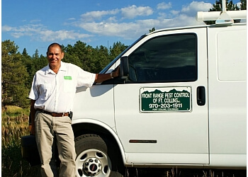 Fort Collins pest control company Front Range Pest Control of Fort Collins, Inc.