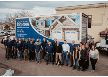 Fort Collins garage door repair Front Range Raynor