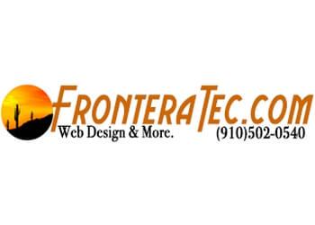 El Paso web designer Frontera Tec