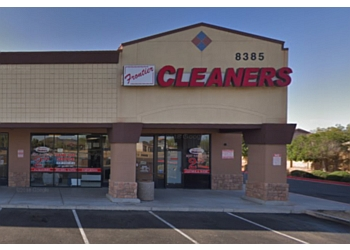 Peoria dry cleaner Frontier Cleaners