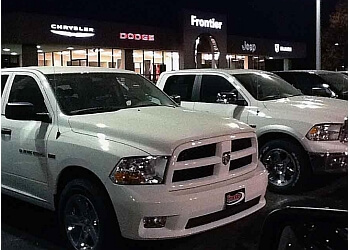 Lubbock car dealership Frontier Dodge Chrysler Jeep