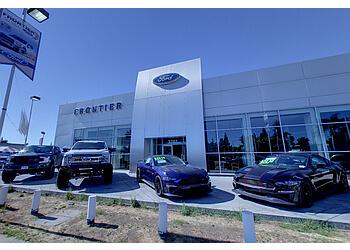 Santa Clara car dealership Frontier Ford