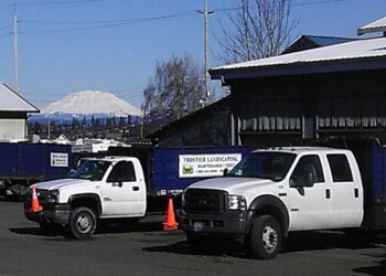 Vancouver landscaping company Frontier Landscaping