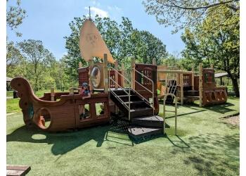 Olathe public park Frontier Park