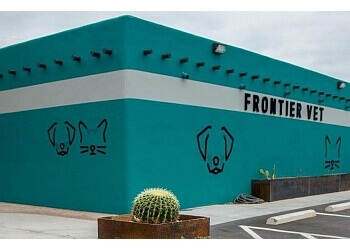 Abilene veterinary clinic Frontier Veterinary Clinic