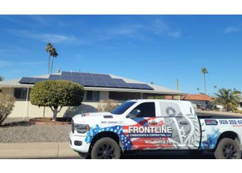 Surprise roofing contractor Frontline Consultants & Contracting LLC
