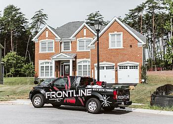 Baltimore pest control company Frontline Pest Control