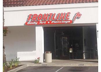Oceanside tattoo shop Frontline Tattoo