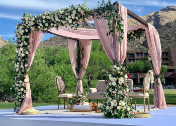 Tucson event management company Frostings Event Design & Rentals