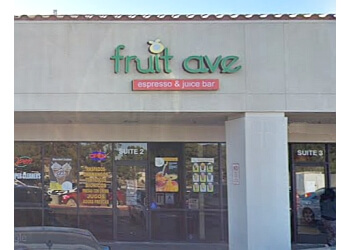 Victorville juice bar Fruit Avenue