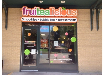 Fort Worth juice bar Fruitealicious