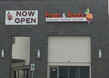 Las Vegas juice bar Fruits Roots Organic Juice & Wellness Kitchen