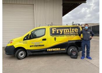 Dallas hvac service Frymire Home Services