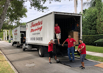 Miami moving company Fuentes Moving