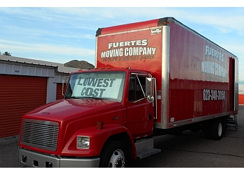 Scottsdale moving company Fuertes Moving Company
