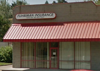 Boise City insurance agent Fuhriman Insurance Agency