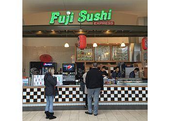Sioux Falls sushi Fuji Sushi Express