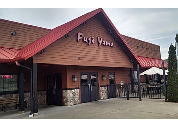 Grand Rapids japanese restaurant Fuji Yama Japanese Steak House