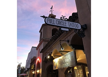 San Diego tattoo shop Full Circle Tattoo