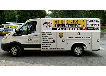 Kansas City plumber Full Nelson Plumbing, Inc.