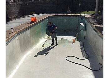 Henderson pool service Full Pool Services