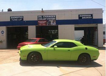 Evansville car repair shop Full Throttle Automotive LLC