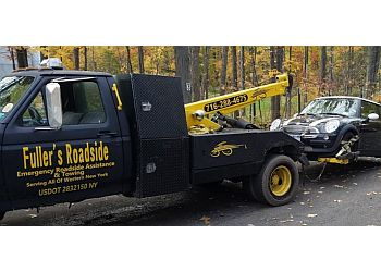 Buffalo towing company Fuller's Roadside & Towing