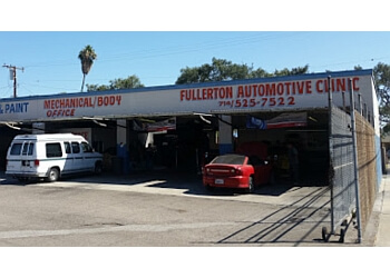 Fullerton car repair shop Fullerton Auto Repair Clinic