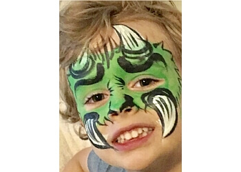 Akron face painting Fun Faces by Lori, LLC