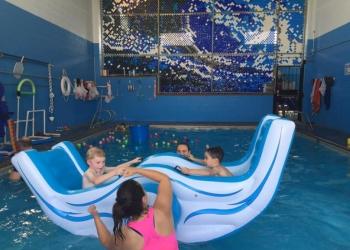 Albuquerque occupational therapist Functional Aquatics Therapy