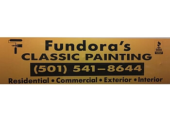 Little Rock painter Fundora's Classic Painting